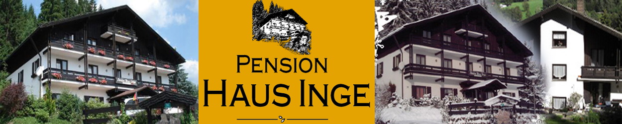 Pension Haus Inge in Zwiesel